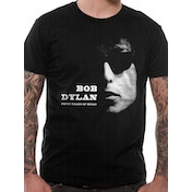 Bob Dylan - Fifty Years Men's Large T-Shirt - Black