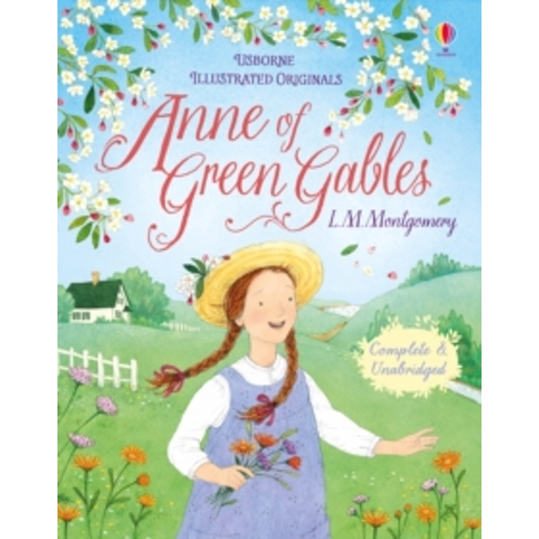 Anne of Green Gables by L. M. Montgomery (Hardback, 2016)