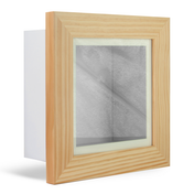"3D Box Frame | M&W Oak 12"" x 12"""