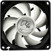 ARCTIC F8 TC 80mm Case Fan AFACO-080T0-GBA01