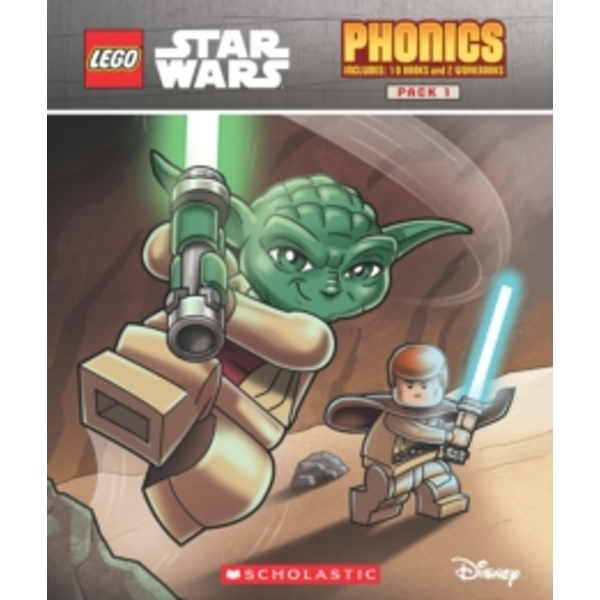 LEGO STAR WARS: Phonics Box Set