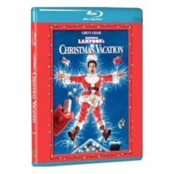 National Lampoons Christmas Vacation Blu-Ray