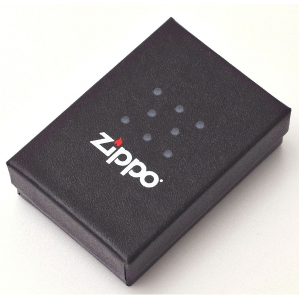 Zippo Regular Black Matte Lighter - Image 2