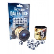 Doctor Who Dalek Dice Board Game