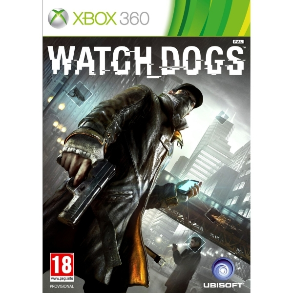 Watch Dogs Game Xbox 360