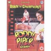 WWE - Born To Controversy: The Roddy Piper Story DVD (3 Discs) [DVD] (2008) Wwe