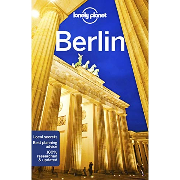 Lonely Planet Berlin  Paperback / softback 2019