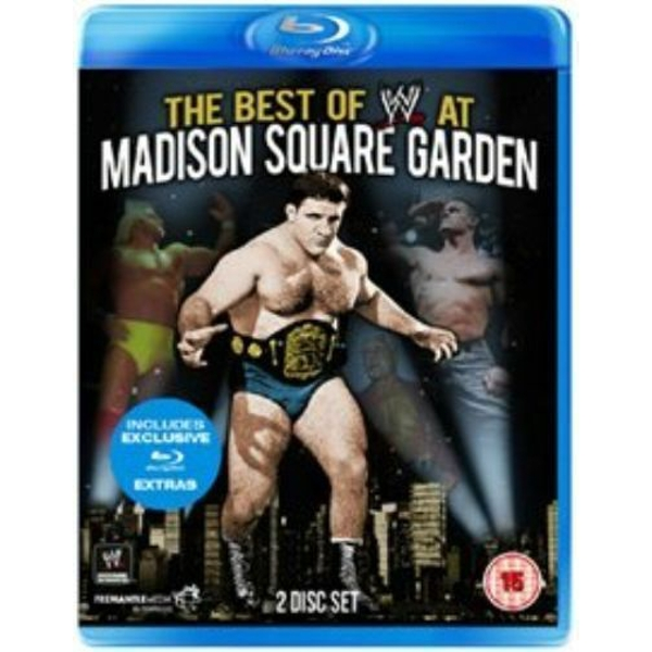 WWE - The Best of WWE at Madison Square Garden Blu-ray 2-Disc Set