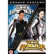 Lara Croft Tomb Raider & Tomb Raider 2 The Cradle Of Life DVD