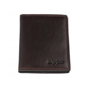 Zippo Brown Leather Credit Card Holder (10.5 x 8 x 1cm)