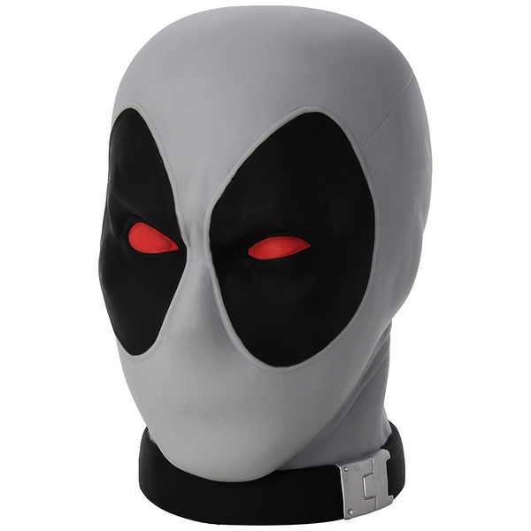 Marvel X-Force Deadpool 1:1 Scale Head Money Bank - Image 1