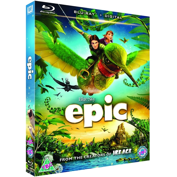 Epic Blu-ray + Digital Download