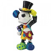 Mickey Mouse with Top Hat Disney Britto Figurine