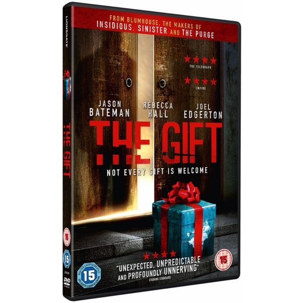The Gift DVD - Image 2