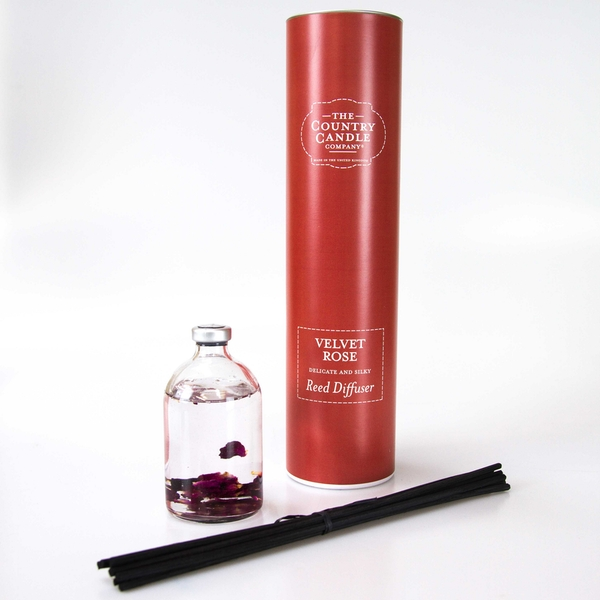 Velvet Rose (Pastel Collection) Reed Diffuser