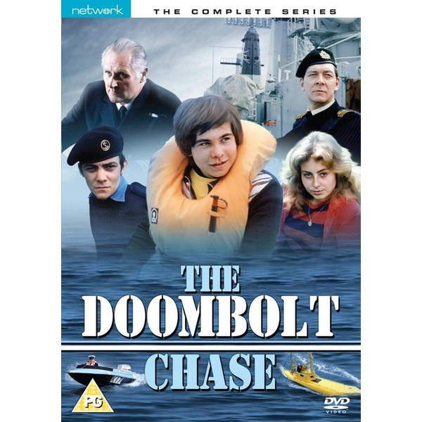 The Doombolt Chase - The Complete Series DVD