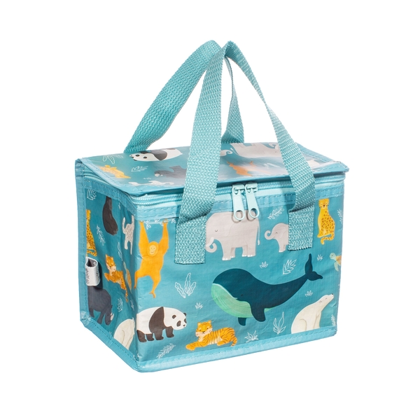 Sass & Belle Endangered Animals Lunch Bag