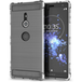 Sony Xperia XZ2 Carbon Anti Fall TPU Case - Clear - Image 2