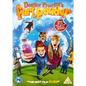Doctor Proctor's Fart Powder DVD