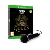 Let's Sing Queen + 1 Mic Xbox One Game