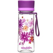 Aladdin Aveo Water Bottle 0.35L Purple (Graphics)