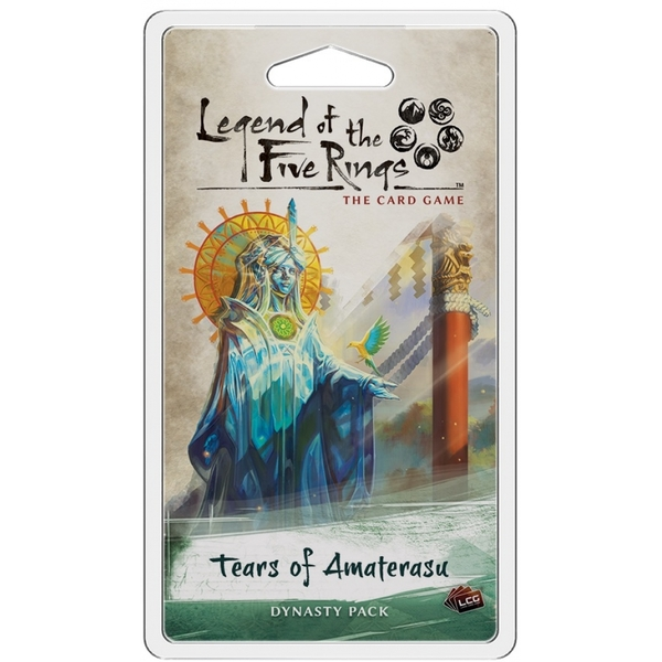 Legend of the Five Rings LCG: Tears of Amaterasu Dynasty Expansion Pack