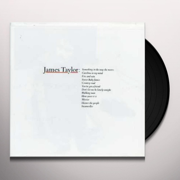 James Taylor - James Taylor's Greatest Hits Remastered Vinyl