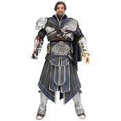 Unhooded Ezio (Assassin's Creed Brotherhood) NECA Onyx 7 inch Figure