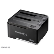 Akasa Dual Bay USB 3.0 Clone Docking Station
