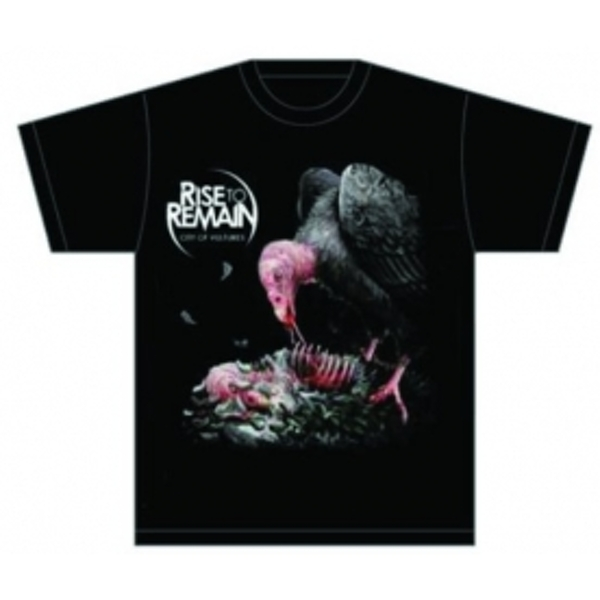 Rise to Remain City of Vultures Mens T Shirt: Small