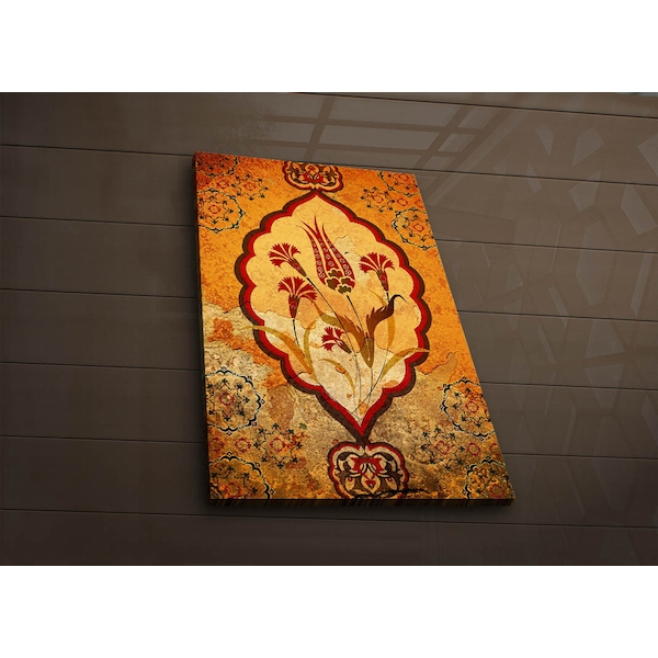 4570?ACT-59 Multicolor Decorative Led Lighted Canvas Painting