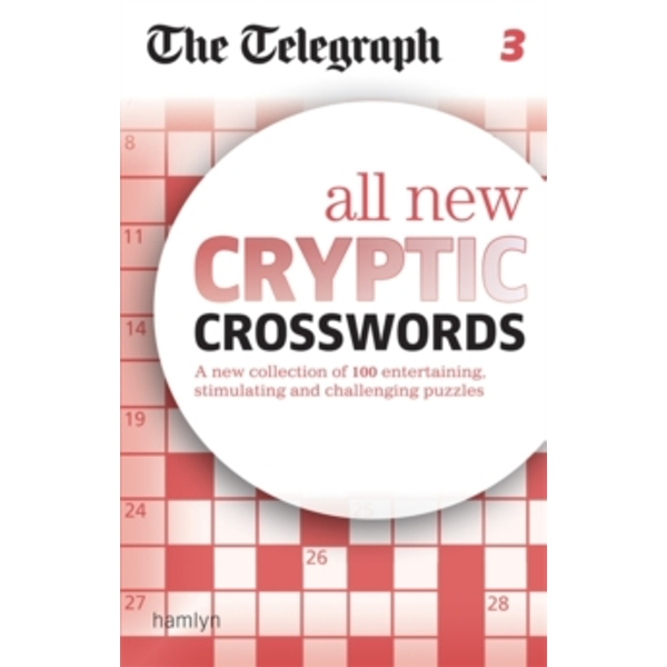 The Telegraph: All New Cryptic Crosswords 3 by The Telegraph (Paperback, 2012)