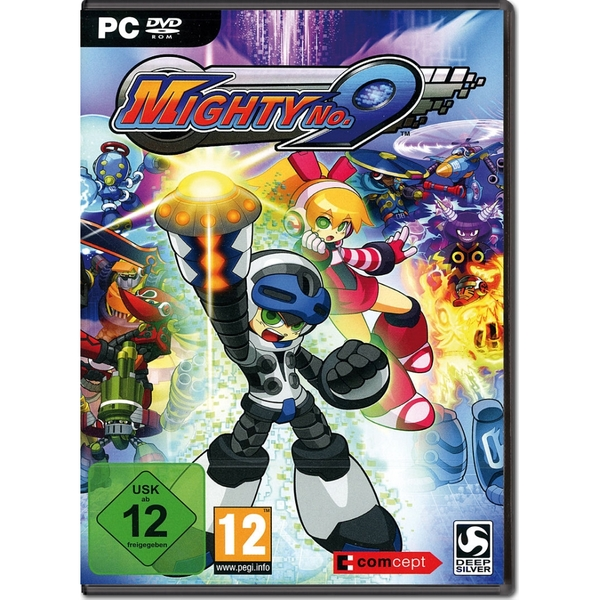 Mighty No. 9 PC Game