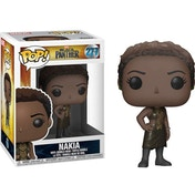 Nakia (Black Panther) Funko Pop! Vinyl Figure #277