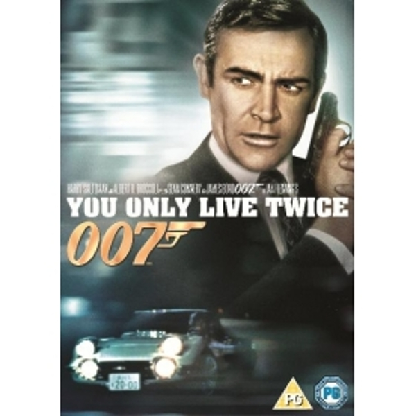 James Bond - You Only Live Twice DVD