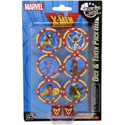 Marvel HeroClix X-Men the Animated Series The Dark Phoenix Saga Dice and Token Pack