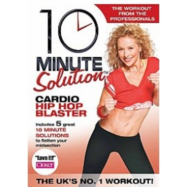 10 Minute Solution Cardio Hip Hop Blaster DVD