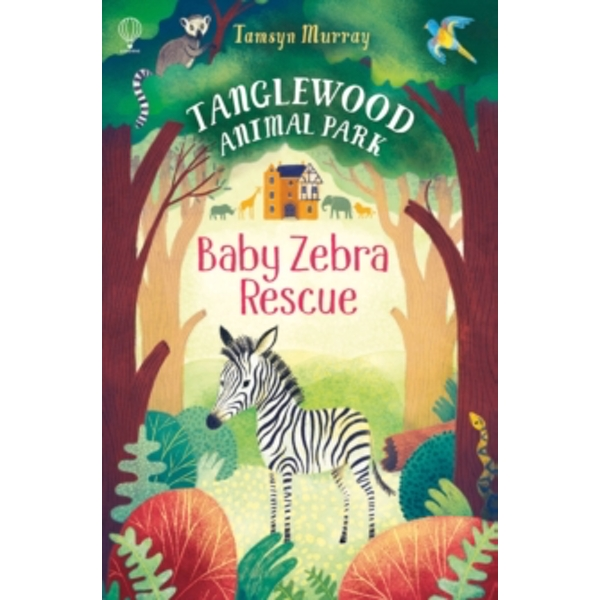 TangleWood Animal Park (1): Baby Zebra Resue by Tamsyn Murray (Paperback, 2016)