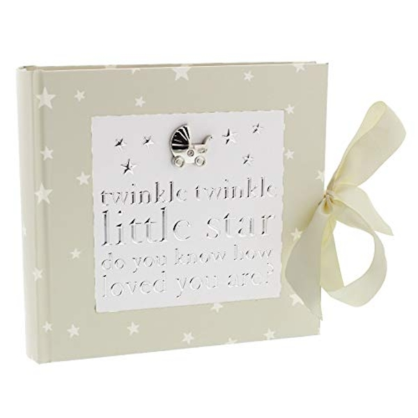 "Bambino Twinkle Little Star Photo Album - 4"" x 6"""