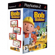 Eye Toy Bob The Builder Game + EyeToy Camera PS2