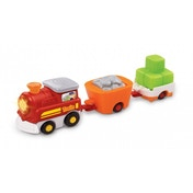 Vtech Toot Toot Drivers Cargo Train with Wagons