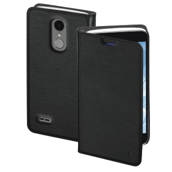Hama LG K11 Slim Wallet Case Black