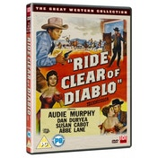 Ride Clear of Diablo Great Western Collection DVD