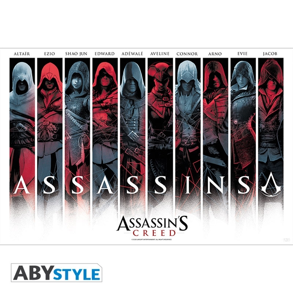 Assassin's Creed - Assassins Poster (91.5X61)