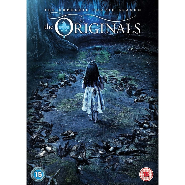 The Originals - The Complete Fourth Season DVD