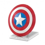 Captain America's Shield (Marvel) Metal Earth Model Kit