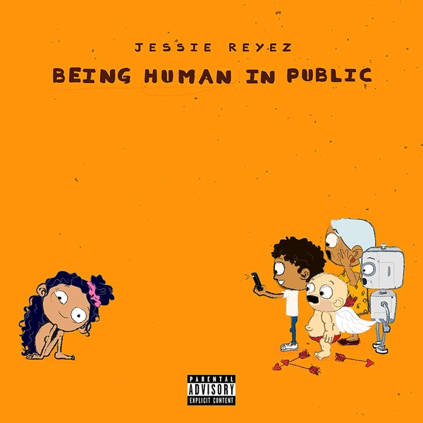 Jessie Reyez - Being Human In Public Vinyl