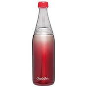 Aladdin Fresco Twist & Go Bottle - Stainless Steel Vacuum 0.6L Red