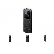 Sony ICD-UX560 Digital Voice Recorder 4GB Black