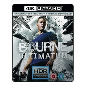 The Bourne Ultimatum 4K UHD Blu-ray